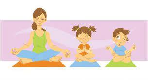 Nouveauté saison 2021-2022  Yoga et relaxation parents enfants